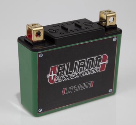 akku - Aliant Ultralight X1P ( 2,3Ah ) lithiumakku